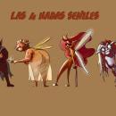 Mi Proyecto del curso: Las hadas seniles. A Character Design project by estrella.ordonyez.aguilar - 03.25.2020