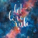 Mi proyecto final. Um projeto de Ilustração, Lettering, Pintura em aquarela, H e lettering de Luciana Ferreyra - 27.03.2020