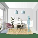 Un hogar para Ana y Miguel. Um projeto de Arquitetura, Arquitetura de interiores, Criatividade e Interiores de Alejandra Martínez Crespo - 15.02.2020