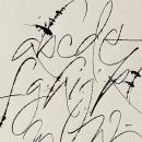 Alfabetos. Um projeto de Artes plásticas, Caligrafia e Design de Silvia Cordero Vega - 28.03.2020