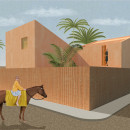 Mi Proyecto del curso: Representación gráfica de proyectos arquitectónicos. A Architecture project by Flor Stilman - 03.28.2020