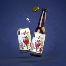 Cerveza Subeersiva. A Logo Design & Illustration project by Diego Jkr - 03.29.2020