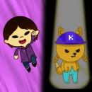 Mi Proyecto del curso ''Diseño de personajes estilo kawaii'' Masahiro Sakurai y CreHanna Fox #CreArte #Nihon-Ai. Um projeto de Design de personagens, Desenho a lápis e Ilustração digital de Gonza 07 Arana - 29.03.2020