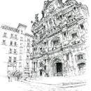 Ciudades amuralladas. Um projeto de Desenho e Ilustração Arquitetônica de Luis Ruiz Padrón - 30.03.2020