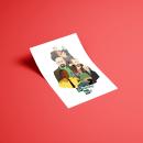 Ilustración Breaking Bad. A Illustration, Vector Illustration, Digital illustration, and Portrait illustration project by Guillermo García - 03.31.2020