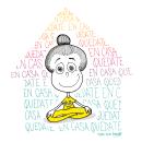 Cuarentena . Um projeto de Ilustração de Belu Rodriguez Peña - 31.03.2020