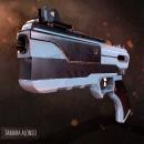 Pium Pium Gun. Un proyecto de 3D y Modelado 3D de Tamara Alonso Guerra - 31.03.2020