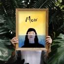 Retrato de Gabi Monge (Cantante y compositora de Mow). A Illustration, Digital illustration, and Portrait illustration project by Guillermo García - 03.31.2020