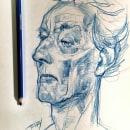 Azul. Un proyecto de Ilustración de Jaume Tenes - 31.03.2020