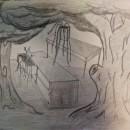 prueba selectividad, natura. A Pencil drawing project by Abril Calero Ventura - 04.01.2020