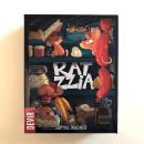 Ratzzia. Um projeto de Ilustração de Núria Aparicio Marcos - 01.04.2020