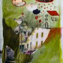 La vuelta al niño interior. Um projeto de Ilustração infantil de Jeny Goldfish - 02.04.2020