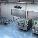 Visualizaciones para interfaz de Software de Automatización de Planta Láctea. Un proyecto de Diseño, Arquitectura, Diseño industrial y Diseño 3D de Sergio Cossani - 02.04.2020