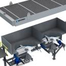 Equipos industriales varios. Un proyecto de 3D, Diseño industrial y Diseño 3D de Sergio Cossani - 02.04.2013