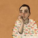 Proyecto Andrea Blasco del curso: Técnicas de ilustración con acuarela digital. A Illustration, Fine Art, Digital illustration, Portrait illustration, and Portrait Drawing project by Andrea Blasco - 04.02.2020