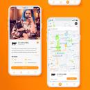 Mi Proyecto del curso: Diseño de una aplicación móvil. Un projet de UI / UX, Conception mobile , et Conception d'applications de Diego Guajardo Requena - 28.11.2019
