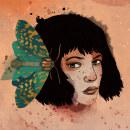 Mi Proyecto del curso: Técnicas de ilustración con acuarela digital. Un proyecto de Dibujo digital de Diana Perozo - 03.04.2020