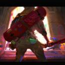 Entering the Pizzathedral 🍕. Um projeto de Concept Art e Videogames de Nacho Yagüe - 03.04.2020