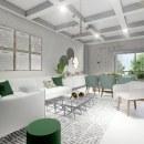 Mi Proyecto del curso: Iniciación al diseño de interiores. Um projeto de Arquitetura de Romy Gabriella Pérez - 05.04.2020