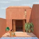 Mi Proyecto del curso: Representación gráfica de proyectos arquitectónicos. Um projeto de Arquitetura e Desenho digital de Federico Tempelopoulos - 06.04.2020