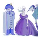 Mi Proyecto del curso: Fábrica de personajes ilustrados. Un proyecto de Ilustración e Ilustración digital de Priscila Orozco - 08.04.2020