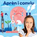 APRÈN I CONVIU. Un proyecto de Diseño, Ilustración, Publicidad, Dirección de arte, Diseño gráfico, Diseño Web, Retoque fotográfico e Ilustración digital de Adalaisa Soy - 20.10.2019
