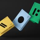 Premis Alícia. Um projeto de Design gráfico, Design de cartaz e Design de logotipo de Bakoom Studio - 08.04.2020