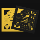 SENSE SAL EP. Um projeto de Direção de arte, Design gráfico e Ilustração vetorial de Bakoom Studio - 08.04.2020