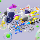 Mi Proyecto del curso: Pintura digital de personajes: ilustra con luz y color. Un proyecto de Ilustración, Diseño de personajes, Dibujo, Concept Art y Pintura digital de Gustavo Castellanos - 08.04.2020