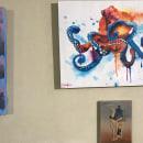 Colección aleatoria sin título. Um projeto de Desenho artístico e Pintura de Sarah Rivera - 08.04.2020