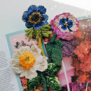 Proyecto de Flores y Frutas 3D. A Design, Kunstleitung, Bildende Künste, Kreativität und Stickerei project by Josefina Jiménez - 09.04.2020