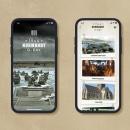 Diseño de una aplicación móvil para la zona de Normandía. A Graphic Design project by Xavier Mira Vázquez - 04.09.2020