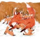 The Bad Bug. A Illustration und Kinderillustration project by Cristina Martín Osuna - 10.04.2020