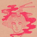 Soye, Korean eas - eat. Un proyecto de Ilustración, Br, ing e Identidad y Diseño gráfico de Susana Ríos - 11.04.2020