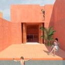 Mi Proyecto del curso: Representación gráfica de proyectos arquitectónicos. Um projeto de Arquitetura de Jessica Martínez - 11.04.2020
