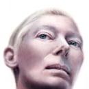 Tilda Swinton. Um projeto de Ilustração, Desenho, Pintura em aquarela, Ilustração de retrato, Desenho de Retrato, Desenho realista e Desenho artístico de Carlos Rodríguez Casado - 13.04.2020