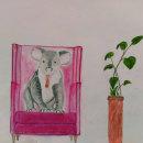 composición  . A Drawing project by Abril Calero Ventura - 04.13.2020