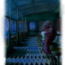 Manati under moonlight. Un proyecto de Ilustración, Cómic y Dibujo digital de renzo Marchi - 13.04.2020