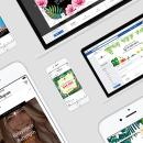 STUDIO VALDES. Um projeto de Design, Web design, Social Media, Instagram e Design digital de David Pérez Baeza - 14.04.2020