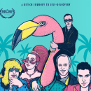 The Mystery of The Pink Flamingo. A 2D Animation, and Character animation project by Device - 04.14.2020