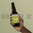 Branding/Packaging Cerveza Bar Z. Um projeto de Direção de arte, Br, ing e Identidade e Packaging de Rodrigo Pizarro - 14.04.2020