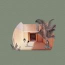 """""""Moods"""" de una cuarentena. Un proyecto de Diseño, Animación, Arquitectura, Collage y Animación 2D de Almudena Alarcon Ruiz - 15.04.2020"""