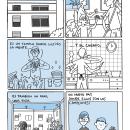 Reto de cómic experimental / diario dibujado de la cuarentena propuesto por Puño. Um projeto de Comic de AlexF - 15.04.2020