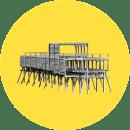 Casa La Boca. Um projeto de Fotografia, 3D, Arquitetura e Marcenaria de Dx Arquitectos - 16.04.2020