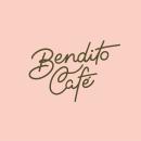 Bendito Café. Un projet de Br, ing et identité, Création de logo, H , et lettering de Andrea Vega - 11.02.2020