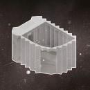 Horizonte88. Casa Decor 2020. A Design, Installation, Grafikdesign, Innenarchitektur, Innendesign, Kreativität, Dekoration von Innenräumen und Innenarchitektur project by Wanna - 17.04.2020