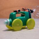 Artefactos en movimiento. Um projeto de Artesanato, Design de brinquedos, Criatividade, DIY, To, Art e Criatividade para crianças de eliaelio - 17.04.2020
