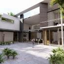 Render - Lumion 8 . Un proyecto de Arquitectura de Henrry Iboy - 18.04.2020