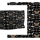 Entre vuelos y navajas: Diseño y composición de patterns textiles . Un proyecto de Ilustración textil de viviana zapata - 19.04.2020