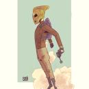 The Rocketeer. Um projeto de Ilustração de KIKE J. DÍAZ - 20.04.2020